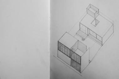 boceto casa-estudio 00